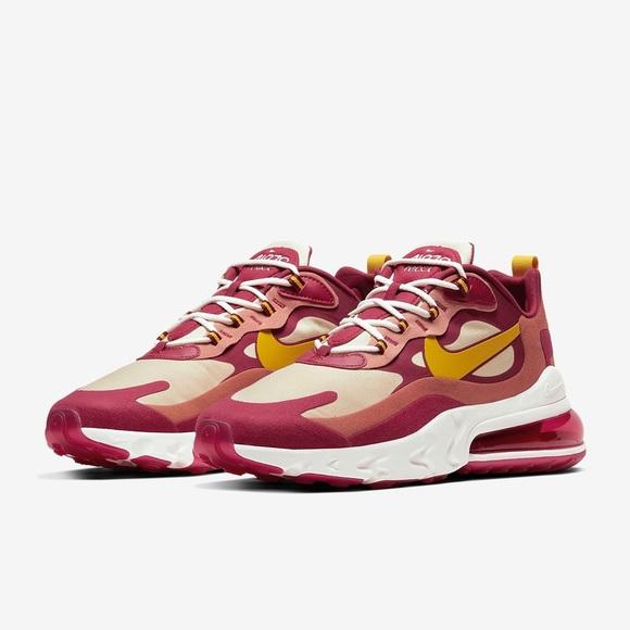 Nike Shoes | Nike Air Max 27 React Wine
